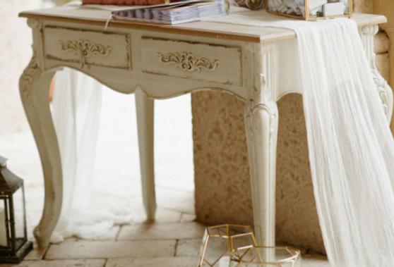 Morgan White Dresser