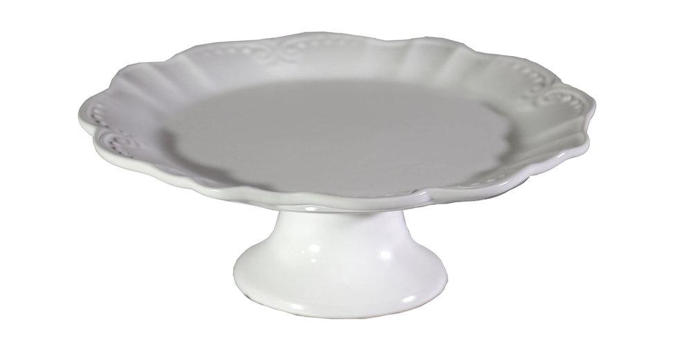 Marie White Pedestal
