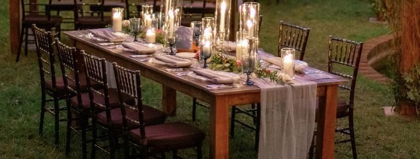 8ft Farm Tables