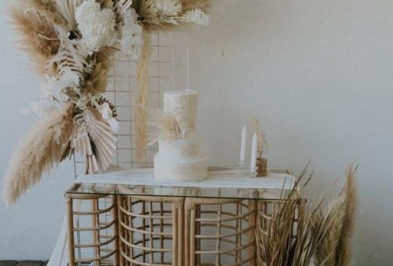 Susan Wicker Table
