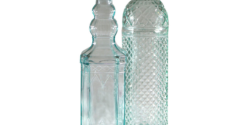Large Glass Bottles
