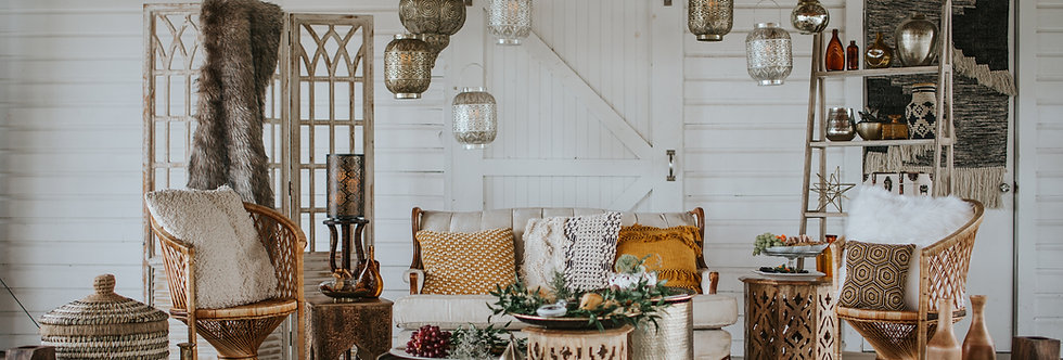 Assorted Bohemian Lanterns