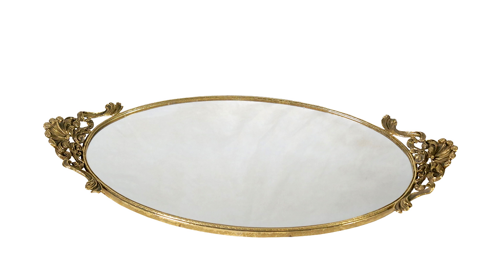 Arya Large Mirror Tray