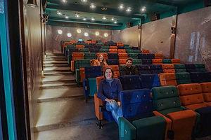Familienagentur Kinderwagen Kino Harmoni