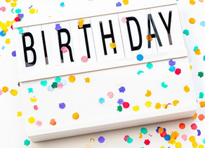 Ein Geburtstag voller Überraschungen