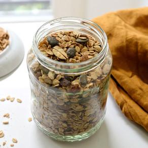Granola graines & raisins secs