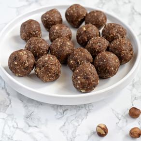 Energy ball noisettes & raisins aux épices