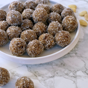 ENERGY BALL DATTES AMANDES & COCO