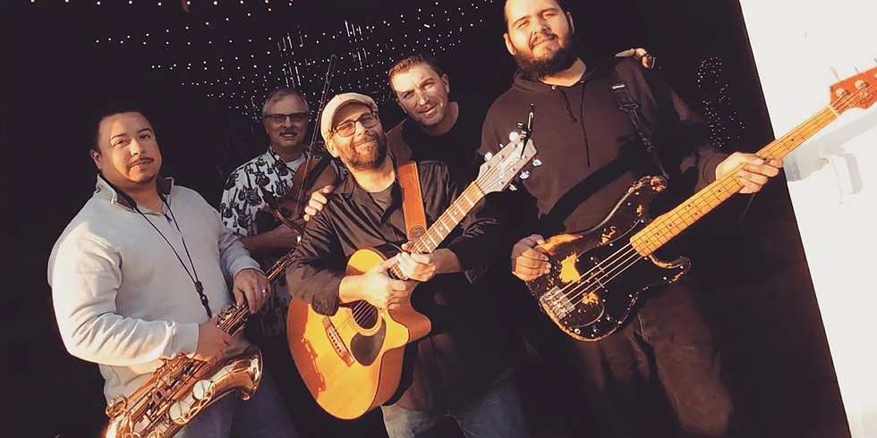 FunkyTim & The Merlots - Lodi Music in the Park