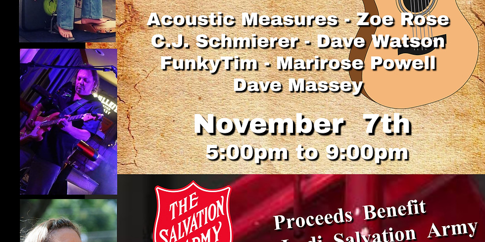 Acoustic Music 4 The Red Kettle