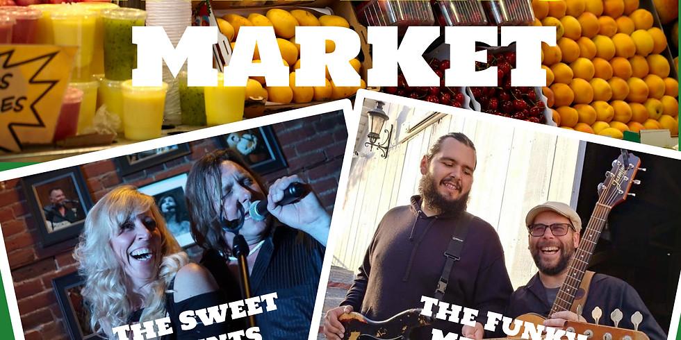 Live Music - Weberstown Mall Farmers Market