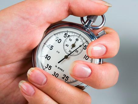 Cómo acelerar tus resultados para lograr tus objetivos