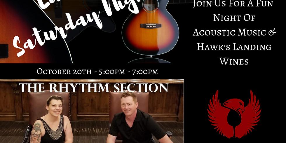 Live Music Saturday Nights - The Rhythm Section