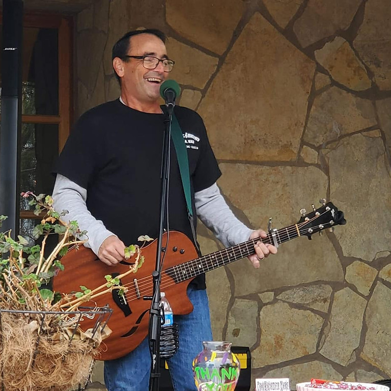 Live Music on the Patio - Paul Blakemore
