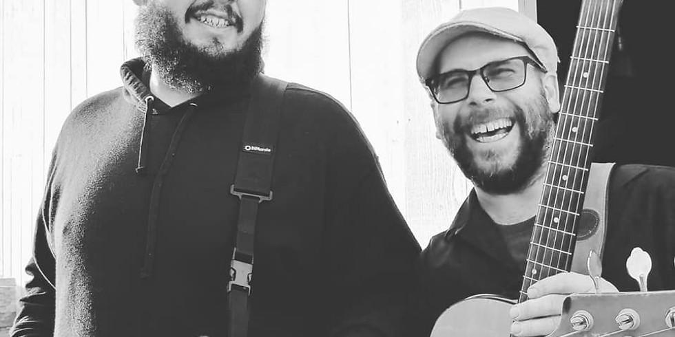 Saturdays @ Stama - Funky Merlots Duo