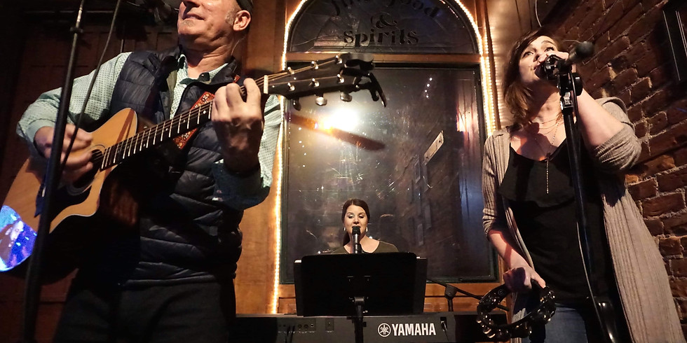 Fish N Chicks - Hawk's Live Music Weekends