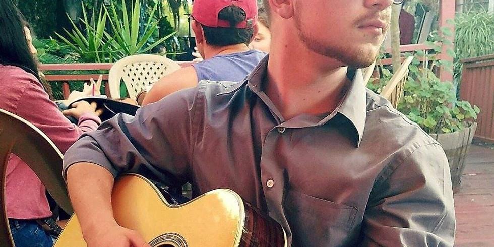 Gabriel Ojeda - Hawk's Live Music Weekends
