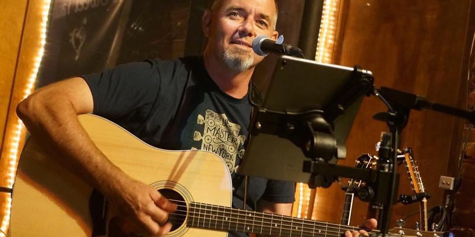 Hawk's Live Music Weekends - Rob Stevenson