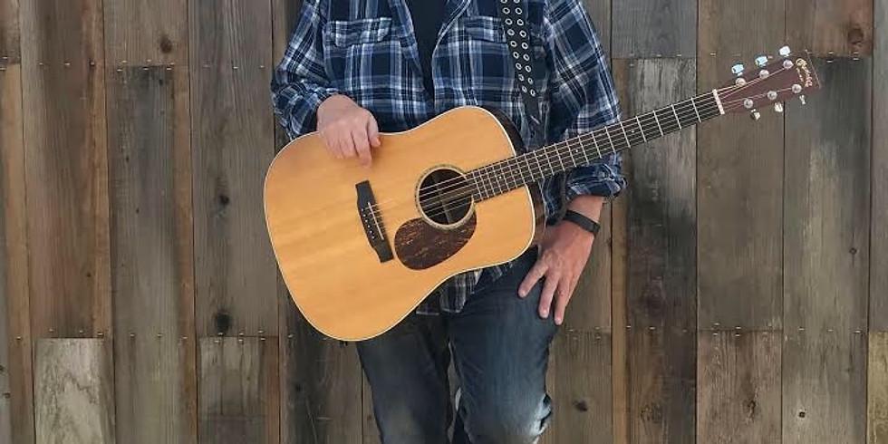 Jimmy Ashley - Hawk's Live Music Weekends