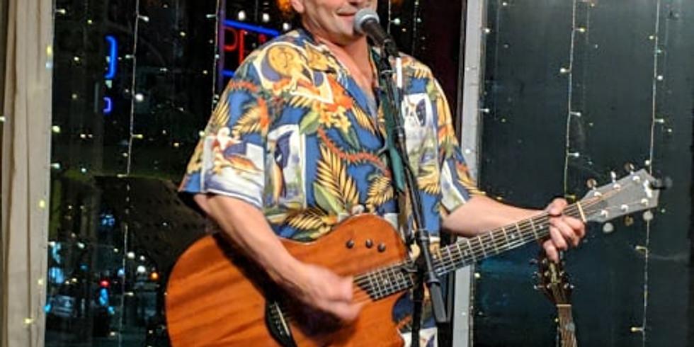 Paul Blakemore - Hawk's Live Music Weekends