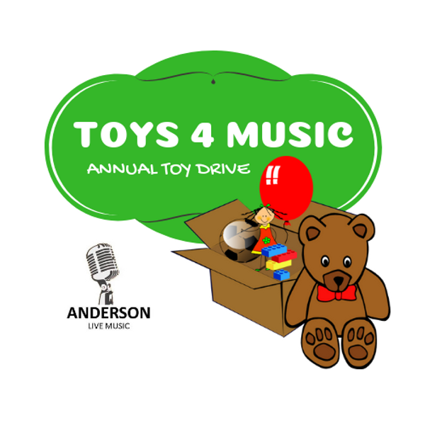 Toys 4 Music Annual Toy Drive