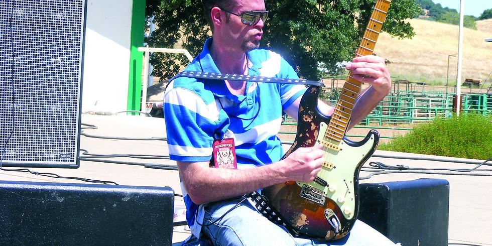 The Blues Cartel featuring Jeramy Norris  Saturday's @ Stama