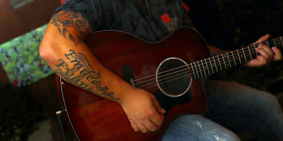 Hawk's Live Music Weekends - Brian McPherson