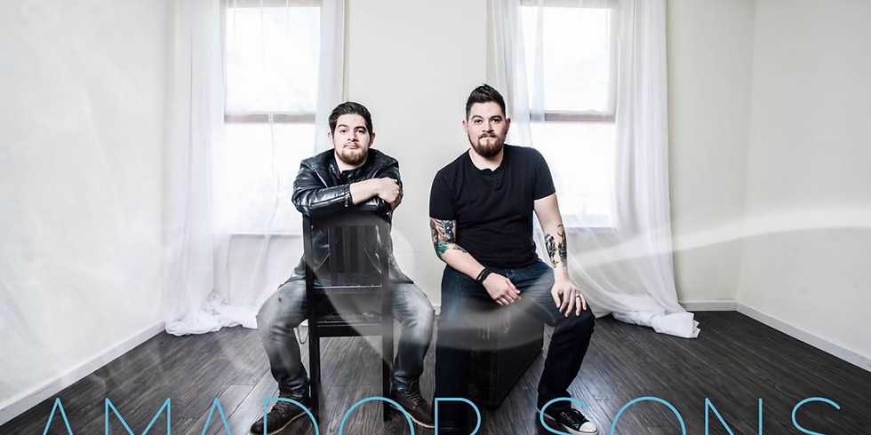 Amador Sons - Hawk's Live Music Weekends