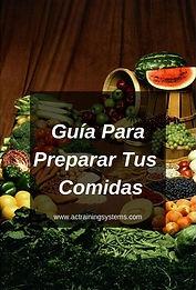 Guia para preparar tus comidas