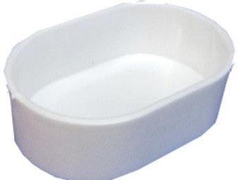 Futter & Wassernapf Oval