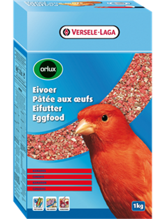 Orlux Eifutter Rot