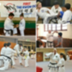 First Tae Kwon Do Perth WA - Instructors