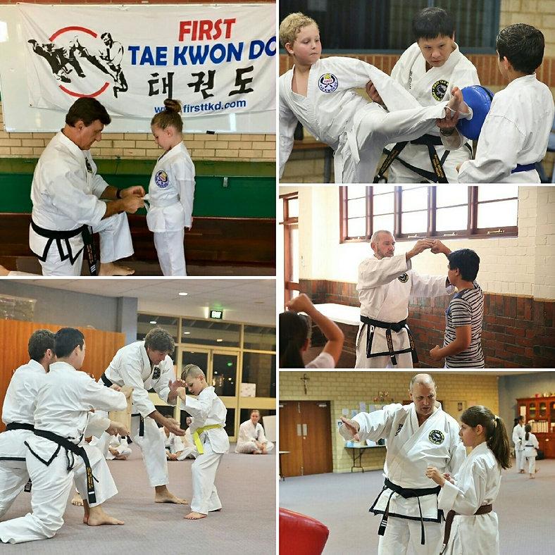 First Tae Kwon Do Perth WA - Instructors