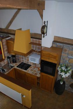 Gites d'Ogne/Campagnol 4/5 pers gite rural modulable Ardenne Spa Liege