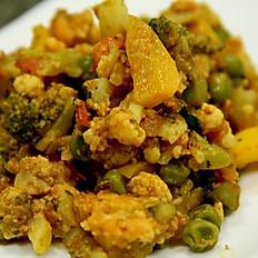 64. VegetableJalfrezi