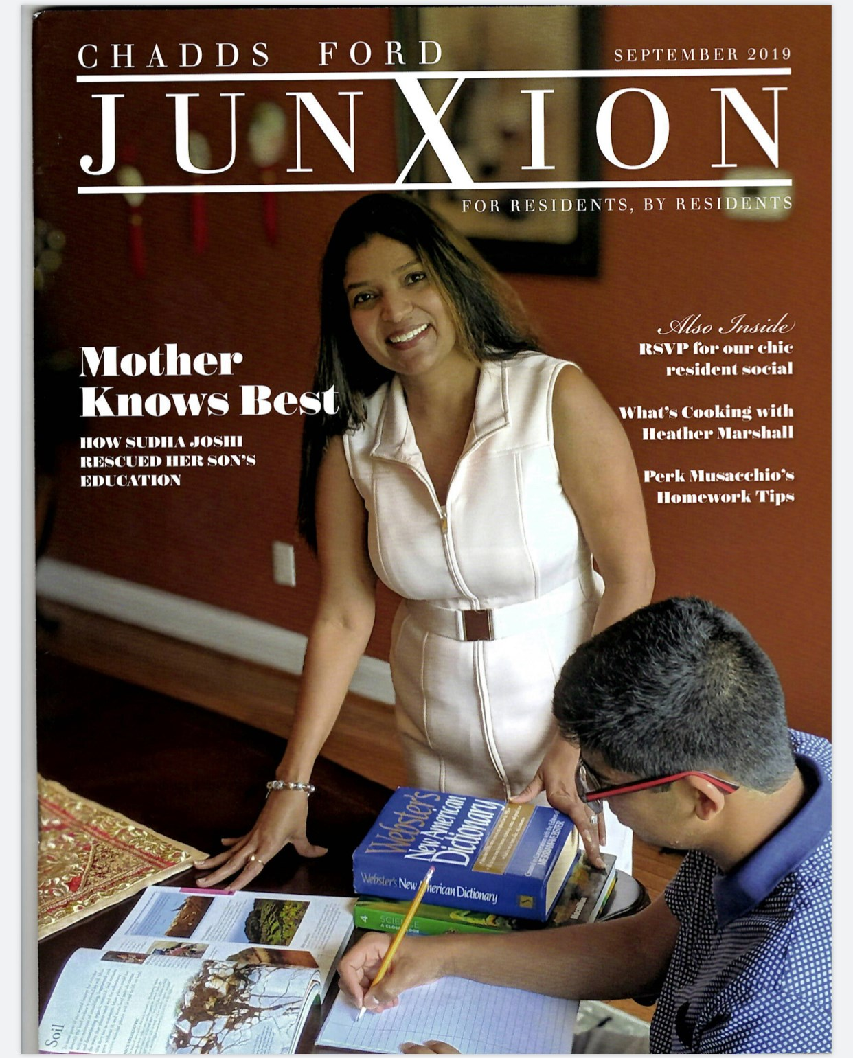 Chadds Ford Junxion Cover Page