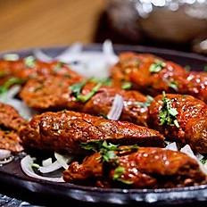 24. Seekh Kebab