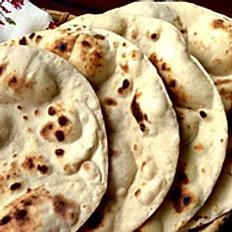 135. Plain Tandoori Roti
