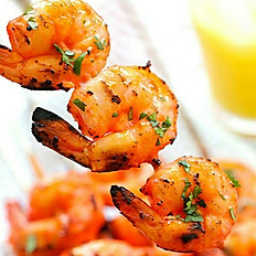 53. Tandoori Shrimp