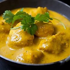 81. Chicken Korma