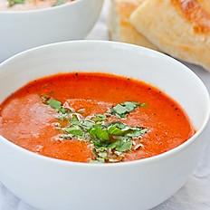 3. Tomato Soup