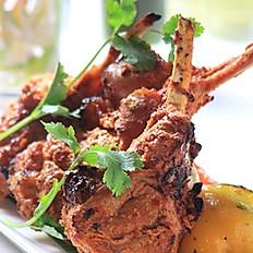 55. Tandoori Lamb Chop