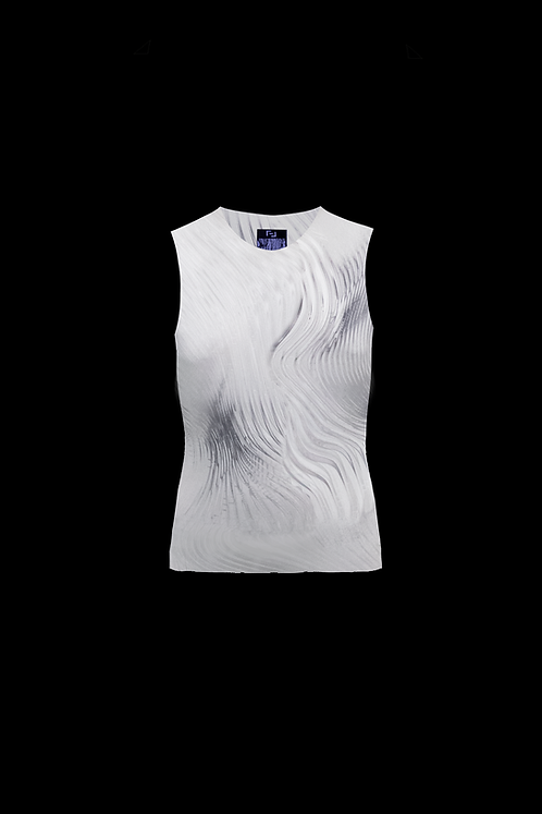 SECOND SKIN TOP OPTICAL WHITE