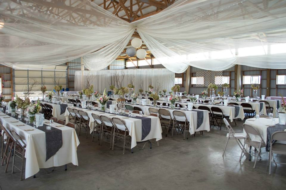4 H Building Wedding Setup Jpg