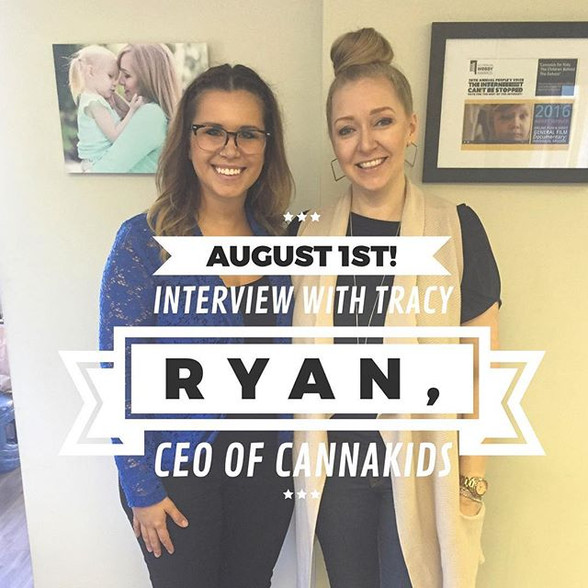 Episode 001- Killing Cancer With Cannabis with Tracy Ryan CEO of CannaKids