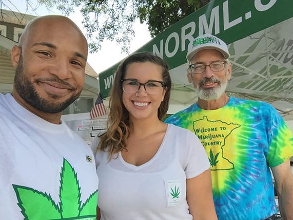 Episode 005: MN NORML - Oliver Steinberg and Michael Ford talk MN Cannabis Reform