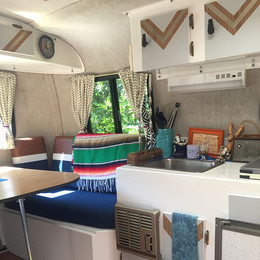 This 1998 Scamp camper has a new lease on life!