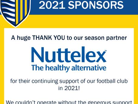 2021 Sponsor Thanks!