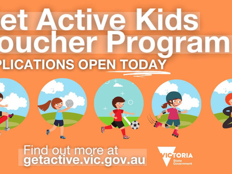 Financial support available to get kids back to sport!