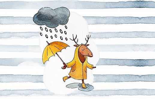 """Sommersweat Panel """"Rainy Day"""""""